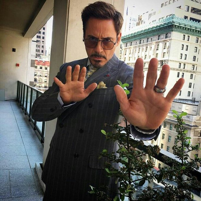 Happy Birthday to the one and only Robert Downey Jr