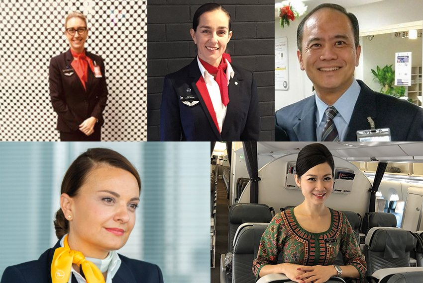 What are the perspectives of airline cabin crew members who work aboard the #A380? Learn from the experience of personnel at three of the 15 operators that fly Airbus' iconic jetliner: @lufthansa, @Qantas and @SingaporeAir: http://bit.ly/2uI6BoH