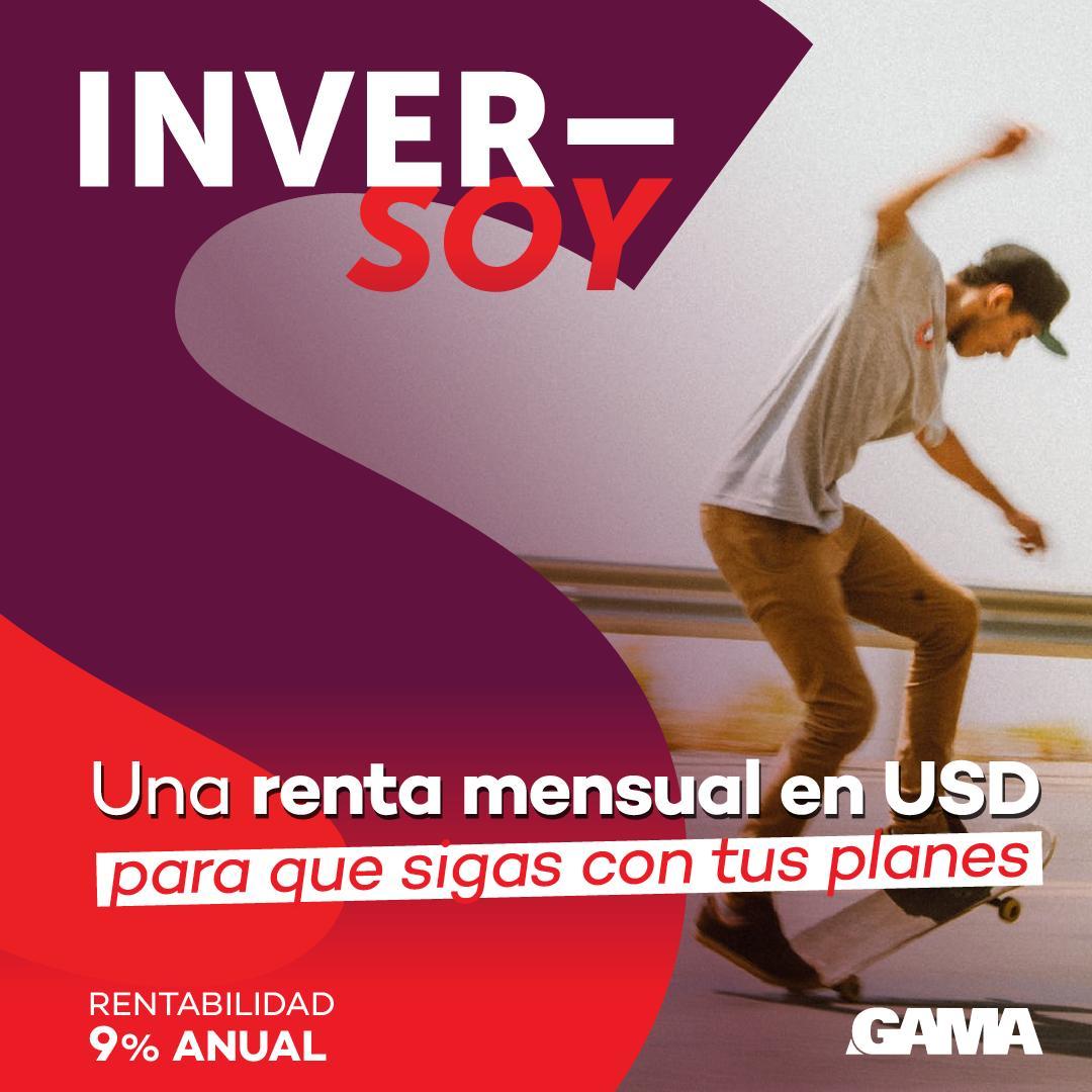 #INVERSOY 👉Cuando el depto está listo lo terminas de pagar, retirar tus ahorros o reinvertis! Entrá  a https://t.co/WVfk3wpOSJ o llamá al 0800-777-4262  #Inversoy #CiudadGama #GamaDesarrollos #InvertíEnCordoba #Cordoba https://t.co/fDAoVbisBs