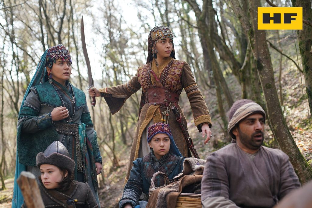 Ertugrul Season 5 Episode 147 English Subtitles