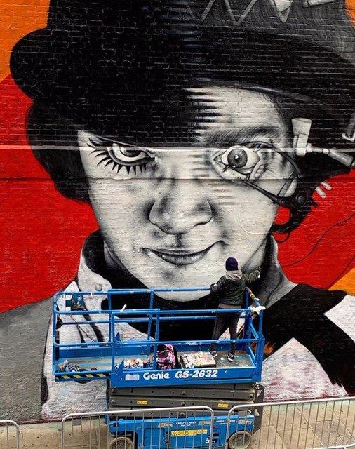 D3TGHGeWsAAY8s8 - A droog mural