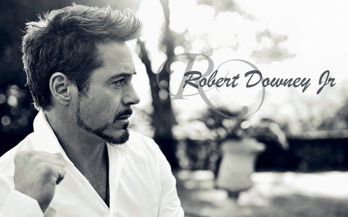 Happy birthday  Robert Downey Jr Sir Our