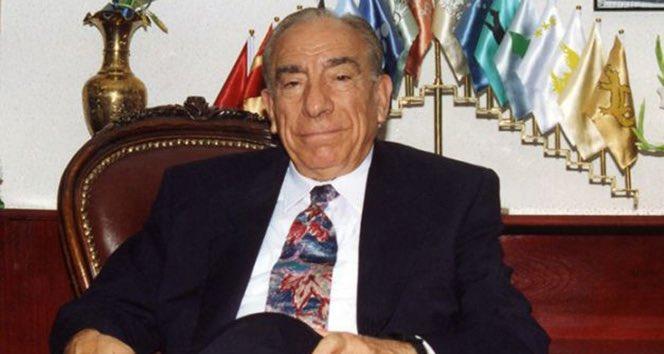 Vefatının 22. yıl dönümünde büyük devlet adamı #AlparslanTürkeş'i rahmet ve saygıyla anıyorum.
