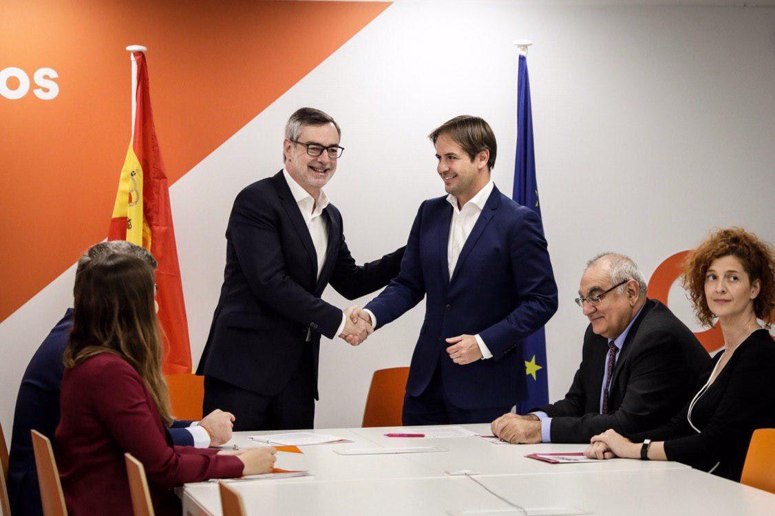 Foto cedida por UPYD Alcalá