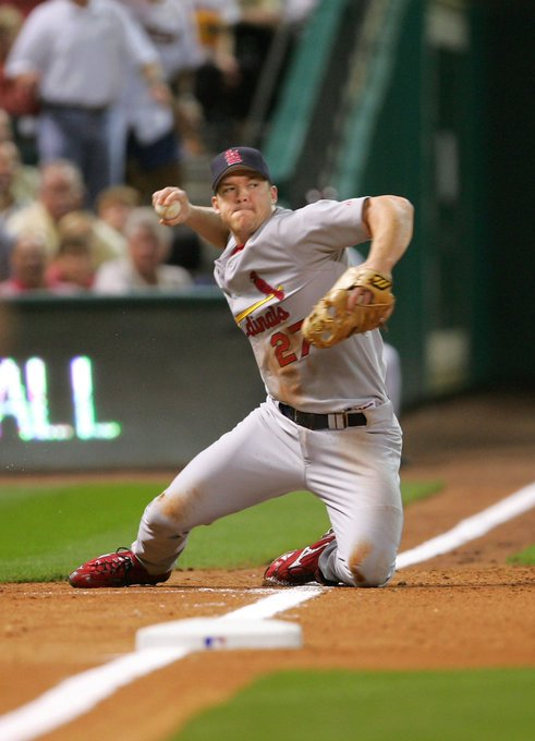 Happy birthday to Scott Rolen!