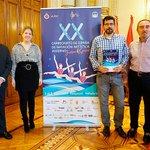 Image for the Tweet beginning: XX Campeonato de España Junior