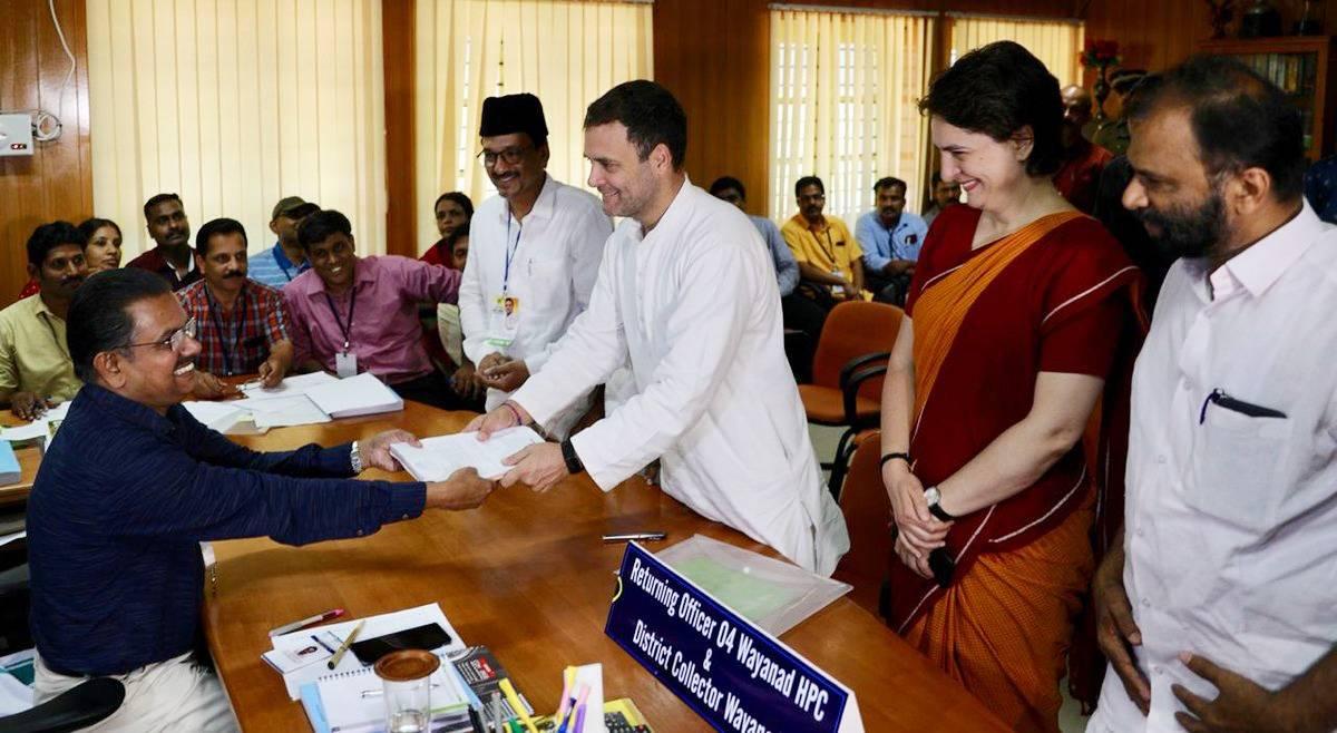 2019 General Elections, Kerala