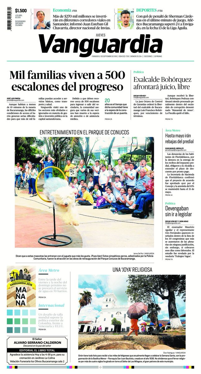 Vanguardia on Twitter: