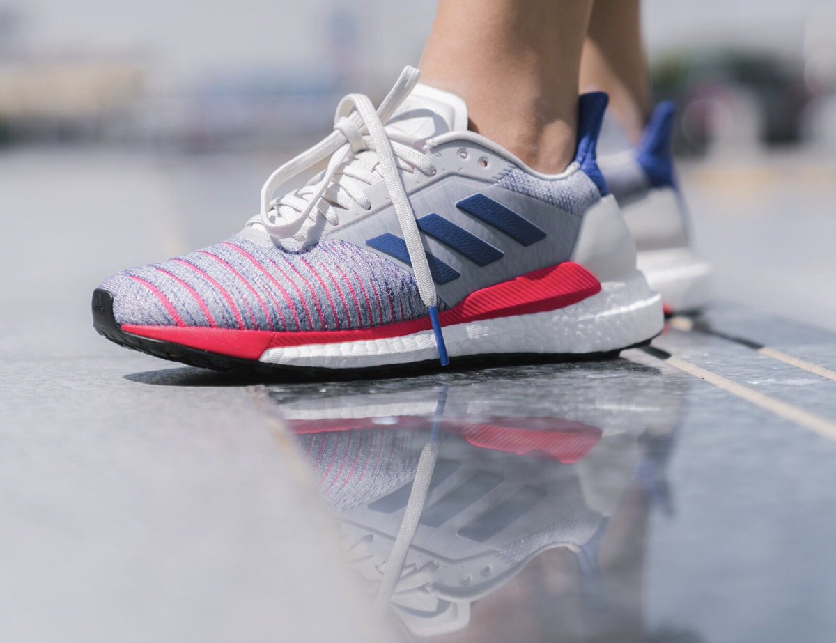adidas running shoes boost women hashtag on Twitter