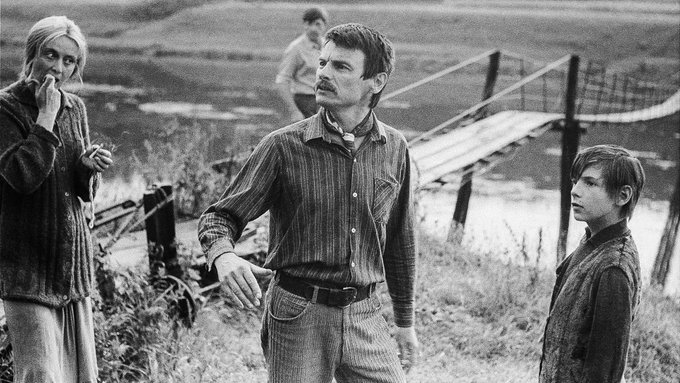 Happy Birthday to Andrei Tarkovsky.  While the masses engage in dumb entertainment, your art will live on.