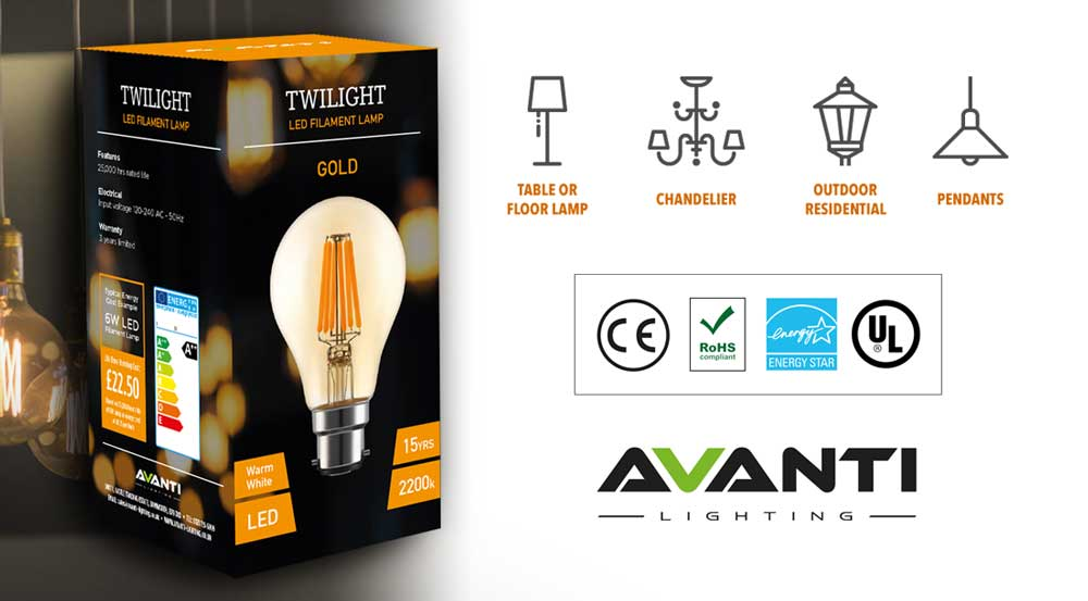 Avanti Lighting Twitter