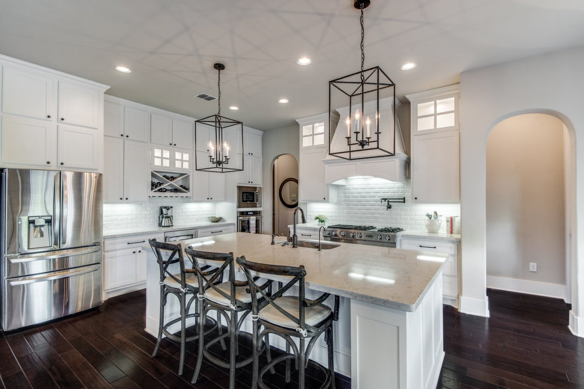 This stunning new listing has designer touches and custom upgrades throughout!  https://youtu.be/Kp057doOF5s