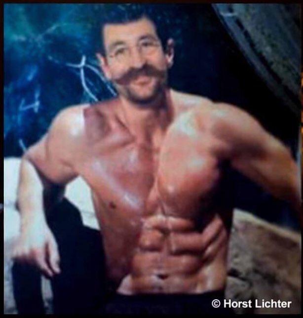 Horst Lichter Bodybuilding