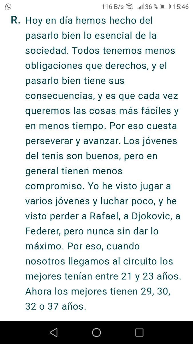 Gorka Nuñez On Twitter Estas Frases De Tony Nadal Deberían