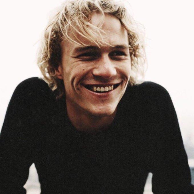Happy birthday to both Heath Ledger and RDJ! i love u both so much