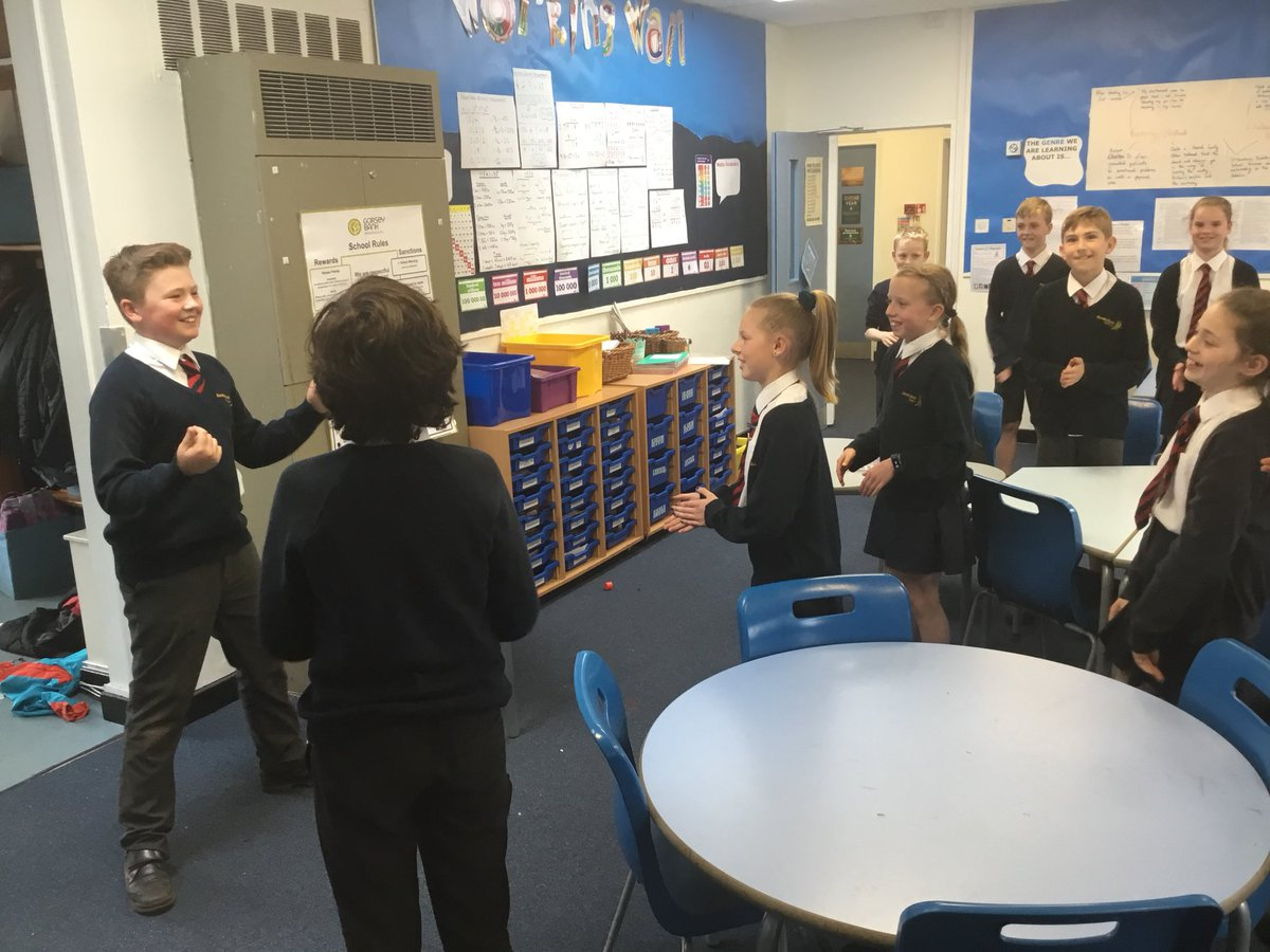 test Twitter Media - A few class games to send off our friend. Good luck at your next school young man! And well done for leading us in a range of games. https://t.co/aGjSUhWtLi