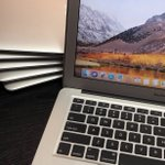 """""""certified used. macbook Air or Pro + warranty 