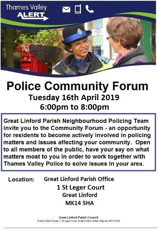 A date for your diary, come along and join us to discuss any issues or  concerns that you may have and meet neighbourhood policing team!