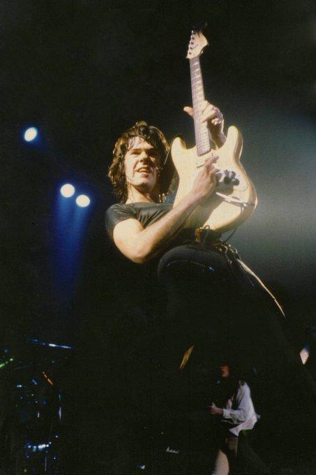Happy Birthday Gary Moore legends never die  rock in heaven