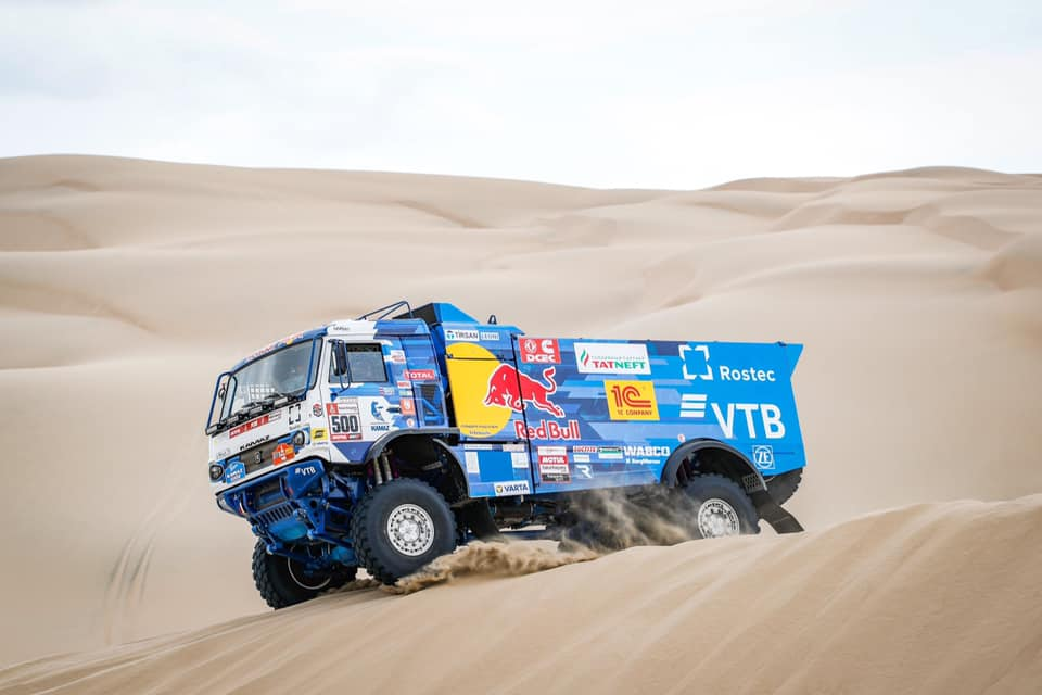 #Dakar. @rallydakar organiser ASO announces announces that the toughest raid in the world will be played from 2020 and for five years in Saudi Arabia. With this agreement, the raid says goodbye to South America, where it arrived in 2009. A new comes. Good luck.  Kamaz &amp; Toyota <br>http://pic.twitter.com/pCFOFXNEtS