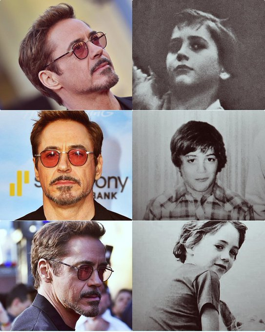 Happy Birthday To The Amazing Robert Downey Jr!!!