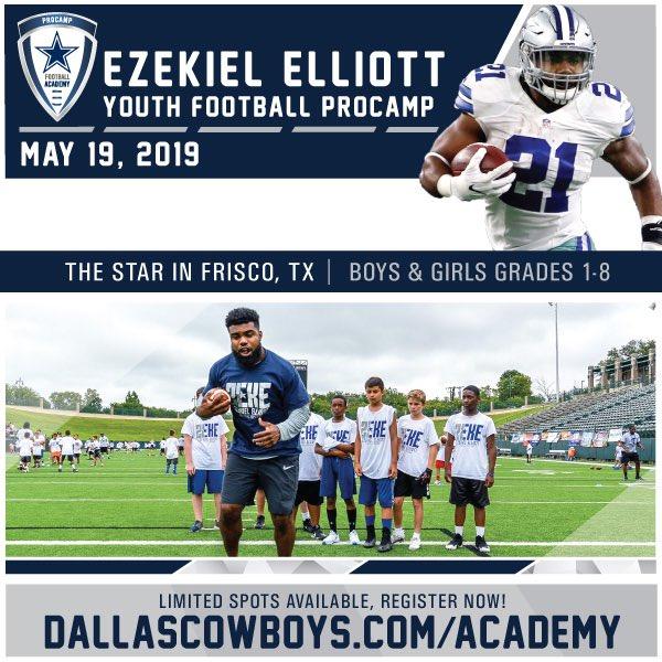 new arrival 996e0 bc3c5 Ezekiel Elliott on Twitter: