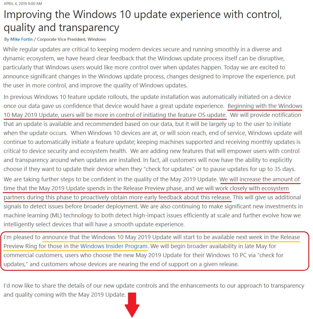 Windows 10 1903 rtm iso | Microsoft Releases Windows 10 Version 1903