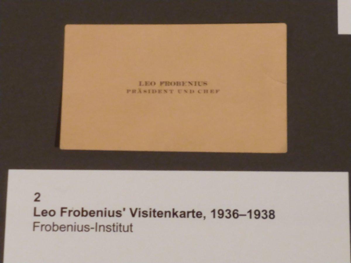 Tobias Wißmann On Twitter Visitenkarte Mit Dem Aufdruck