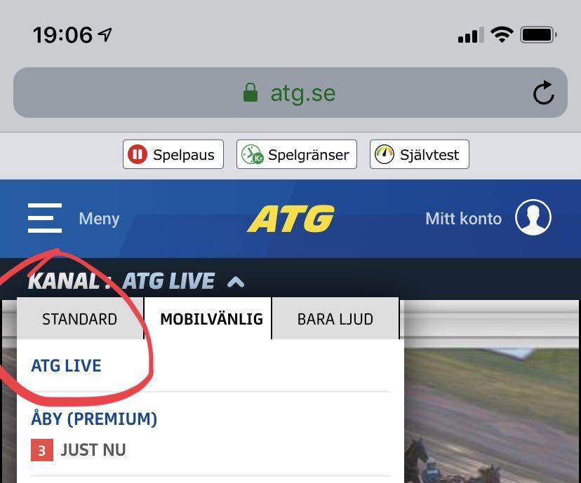 Kanal atg live