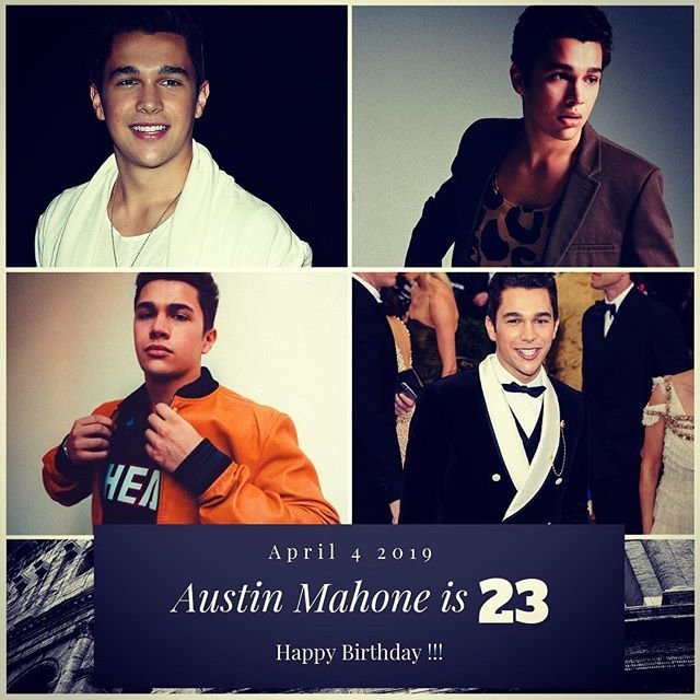 Singer Austin Mahone turns 23 today !!!    to wish him a happy Birthday !!!