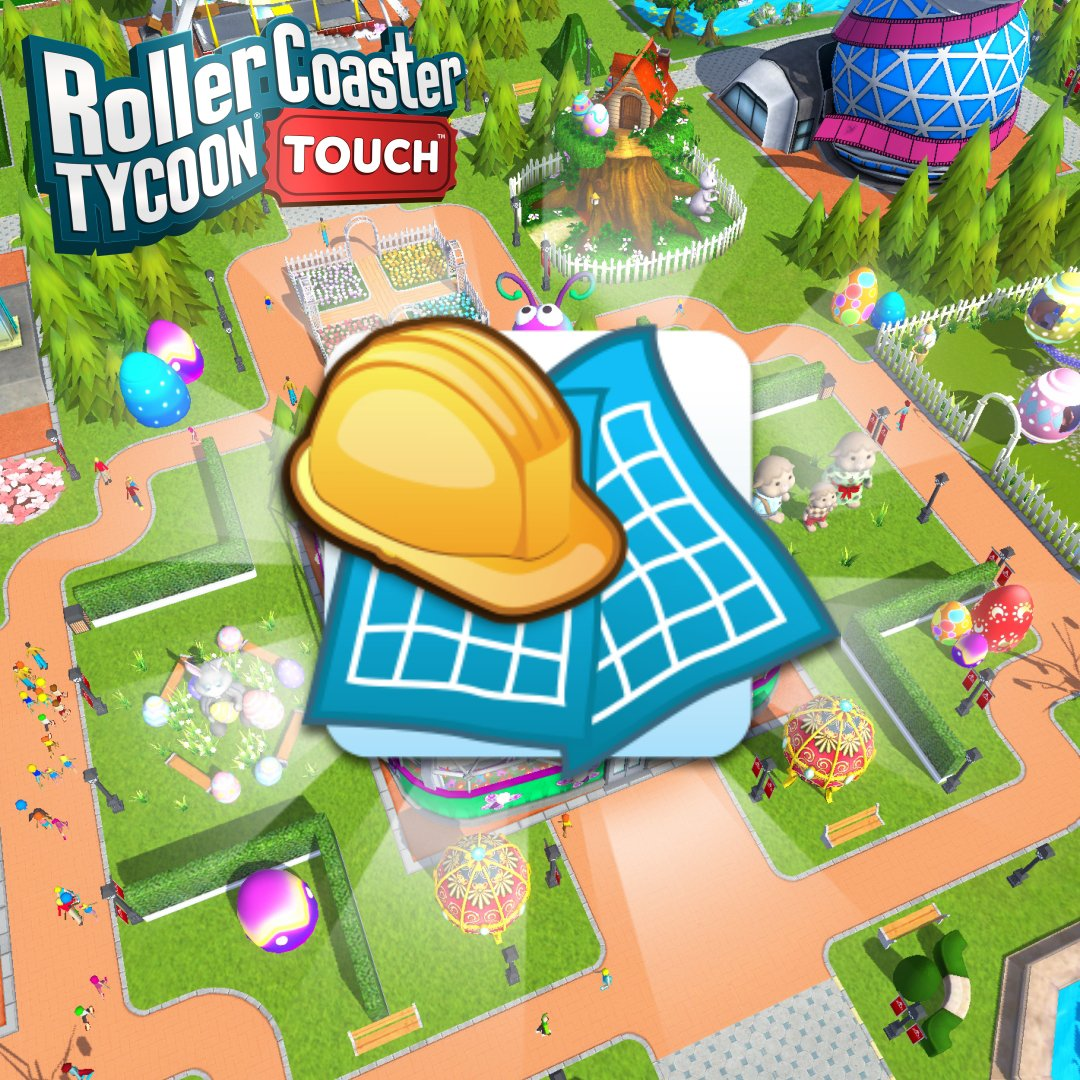 RollerCoaster Tycoon Touch Players (@rcttplayers) | Twitter