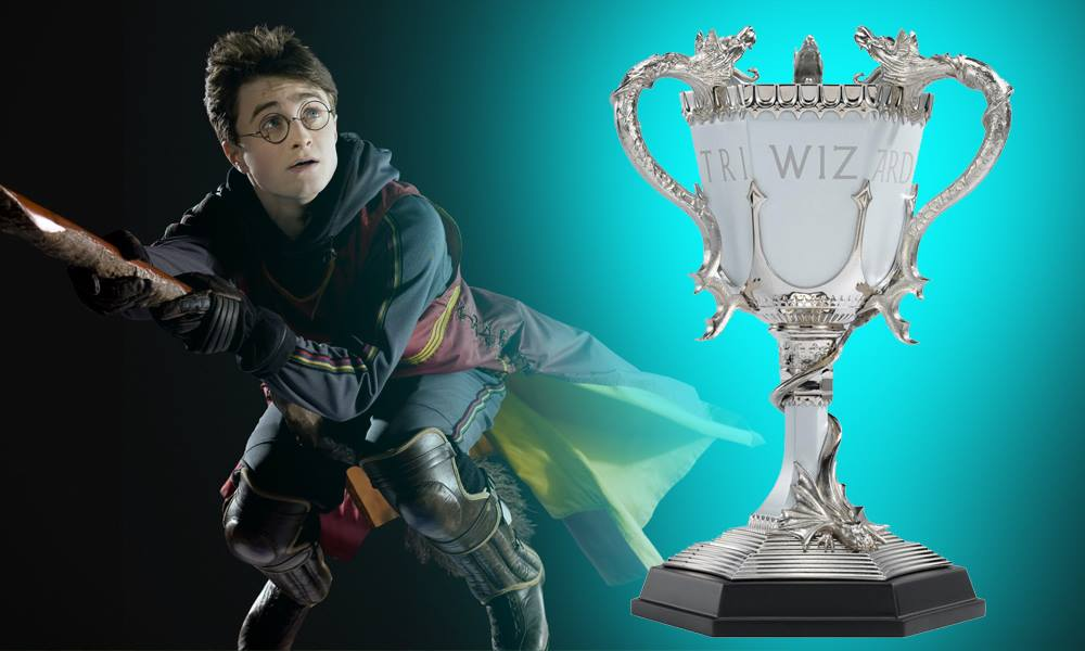Кубок трех волшебников картинки моль