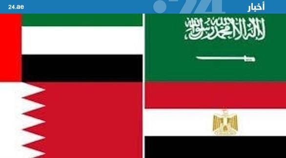 """""""#الدول_الأربع"""" تعترض على استضافة #الدوحة للبرلمان الدولي http://20four.com/499399"""