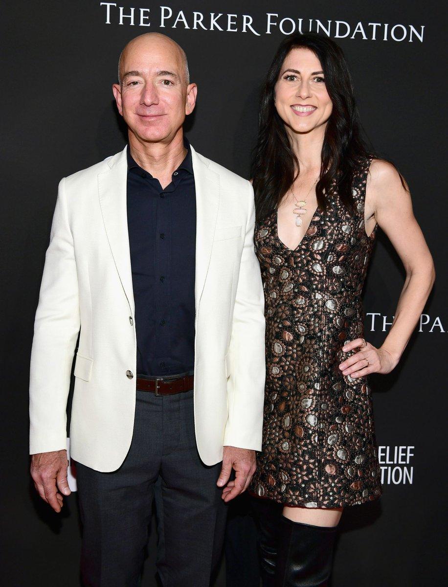 MacKenzie Bezos, with $35 billion, is now the world's third-wealthiest woman