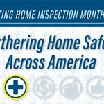 Everyday our members conduct home inspections across the nation to find defects and assess the condition of client's homes. By providing this information, our members are giving their clients the tools they need to maintain a safe and healthy home. #NationalHomeInspectionMonth