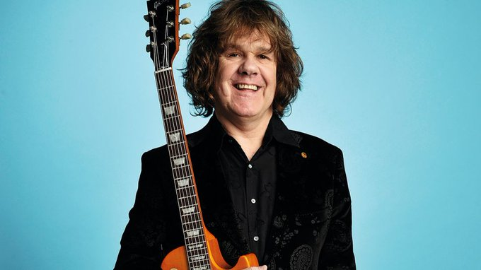 Happy birthday to the late, great Gary Moore!!