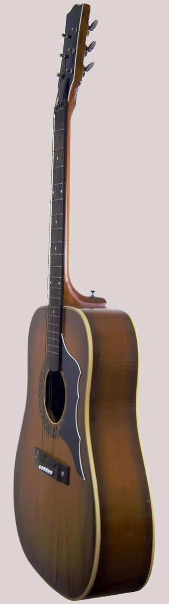 e-ros 1960's Nevada 606 dreadnought guitar