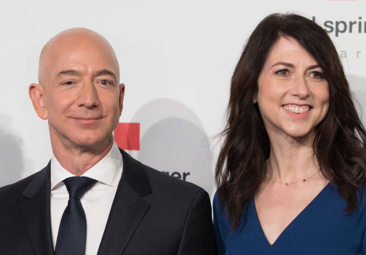How Amazon's founder Jeff Bezos Won His Divorce against wife