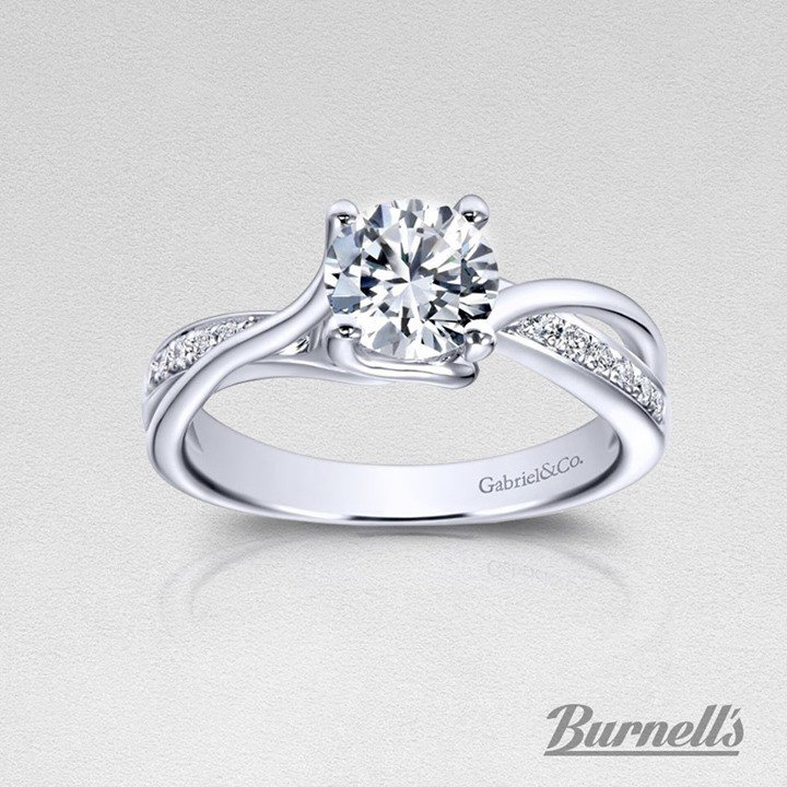 For love that is written in the stars, express it with this diamond engagement ring! http://bit.ly/2OnbkVC   #BurnellsFineJewelry #WichitaJewelers #DiamondEngagementRing https://ift.tt/1Bvvodk
