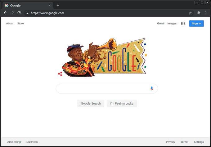 Happy birthday, Hugh Masekela!