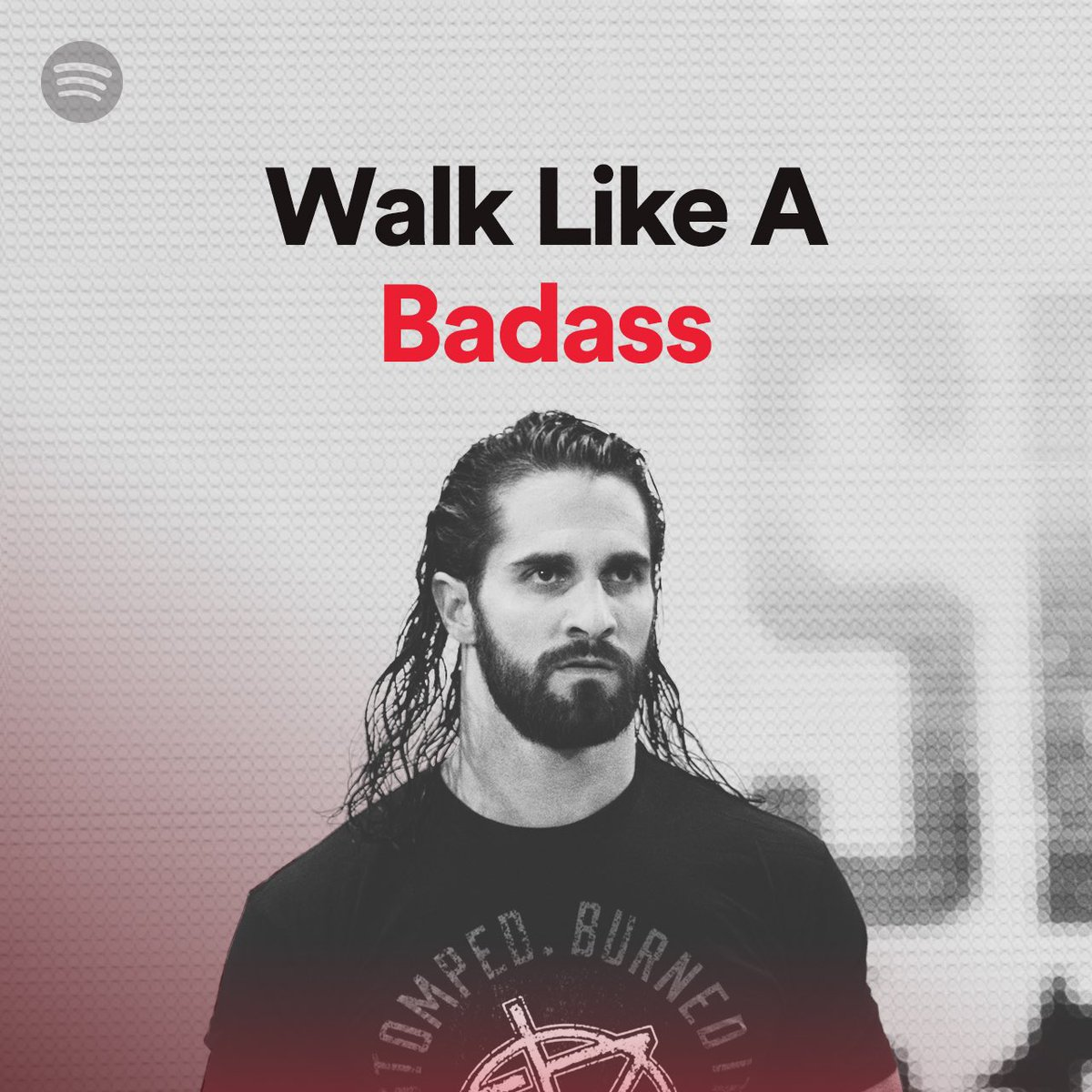 From building it up as the Architect to burning it down as the Kingslayer, music has always been a part of my success. Hear my hand-picked anthems this week only on @Spotify's #WalkLikeABadass Playlist. https://spoti.fi/2FGjGE2