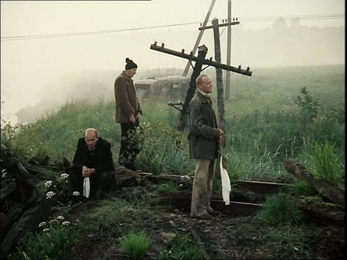 Happy birthday to the great Andrei Tarkovsky. He made much more than mere films, he wrote Icons.