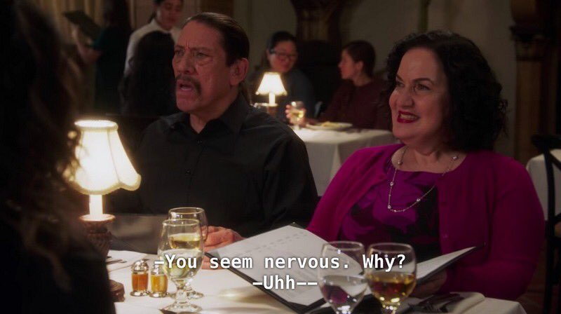 out of context brooklyn nine nine🏳️🌈 (@nocontxt99) on Twitter photo 2019-08-21 10:37:21