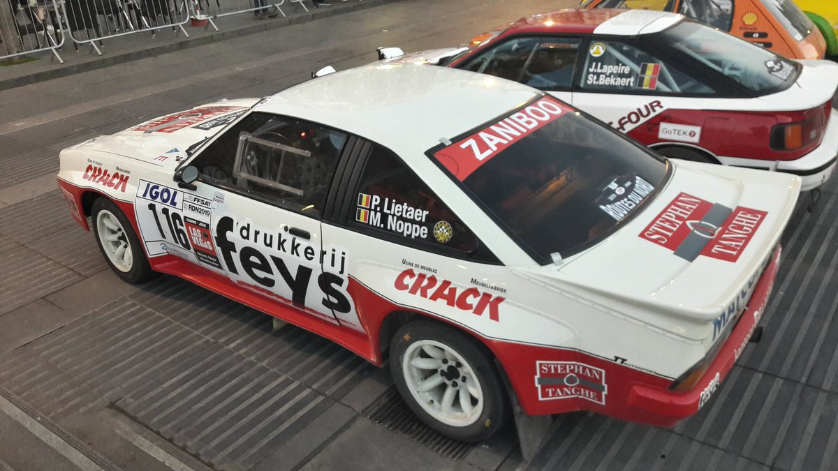 Maxime Onraedt On Twitter By Order Rallye Rally Opel Manta 400 Opelmanta Opelmanta400 Manta400 Routesdunord2019 Routesdunord Vhc Vintage Cool Routesdunordvhc Nord Colorful Cars Youngtimer Https T Co Kqromigatf