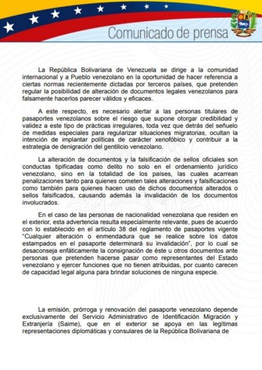 CEOFANB - Venezuela un estado fallido ? - Página 19 D3VqlwLW4AEidpr