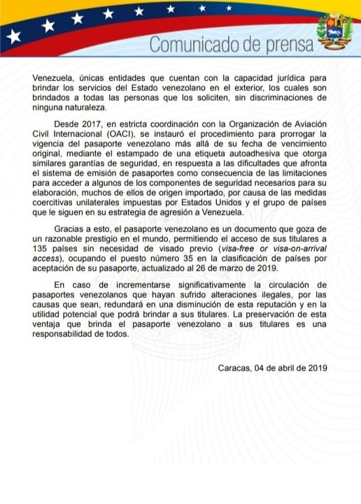 CEOFANB - Venezuela un estado fallido ? - Página 19 D3VqmWnXsAE019r