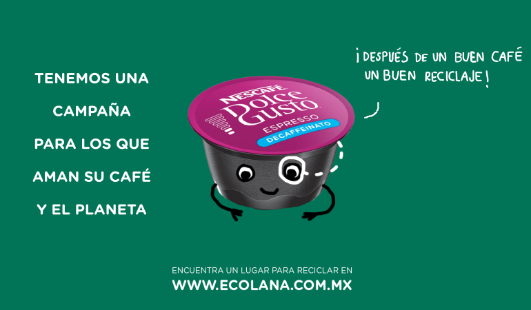 ¡Ya puedes llevar tus cápsulas de @dolce_gustomx a reciclar!  Conoce las ubicaciones en nuestro mapa, filtrando por tipo de residuo -Cápsulas de café Dolce Gusto®-  https://t.co/kSFpwFWlXK    #ConGustoReciclamos #DóndeReciclar #Café #Cápsulas https://t.co/9nmEs4osDG