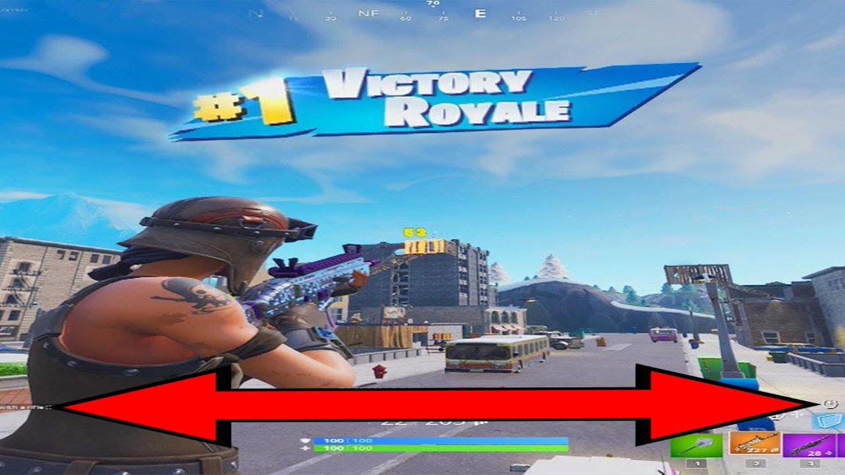 How To Get Stretch Resolution In Fortnite After Tweet