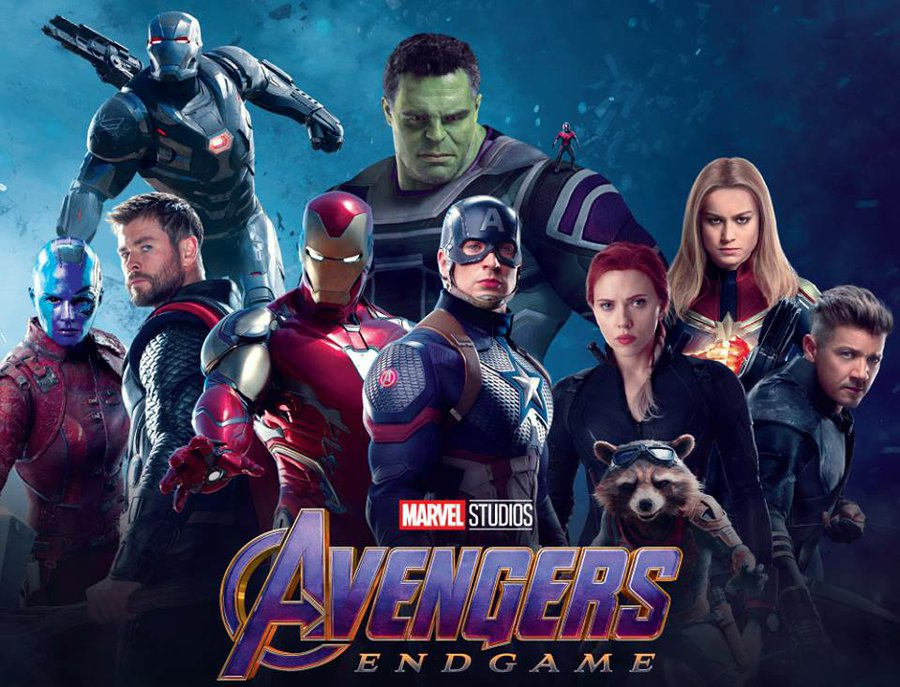 Awesome Avengers Endgame Promo Poster Finally Sees The Hulk