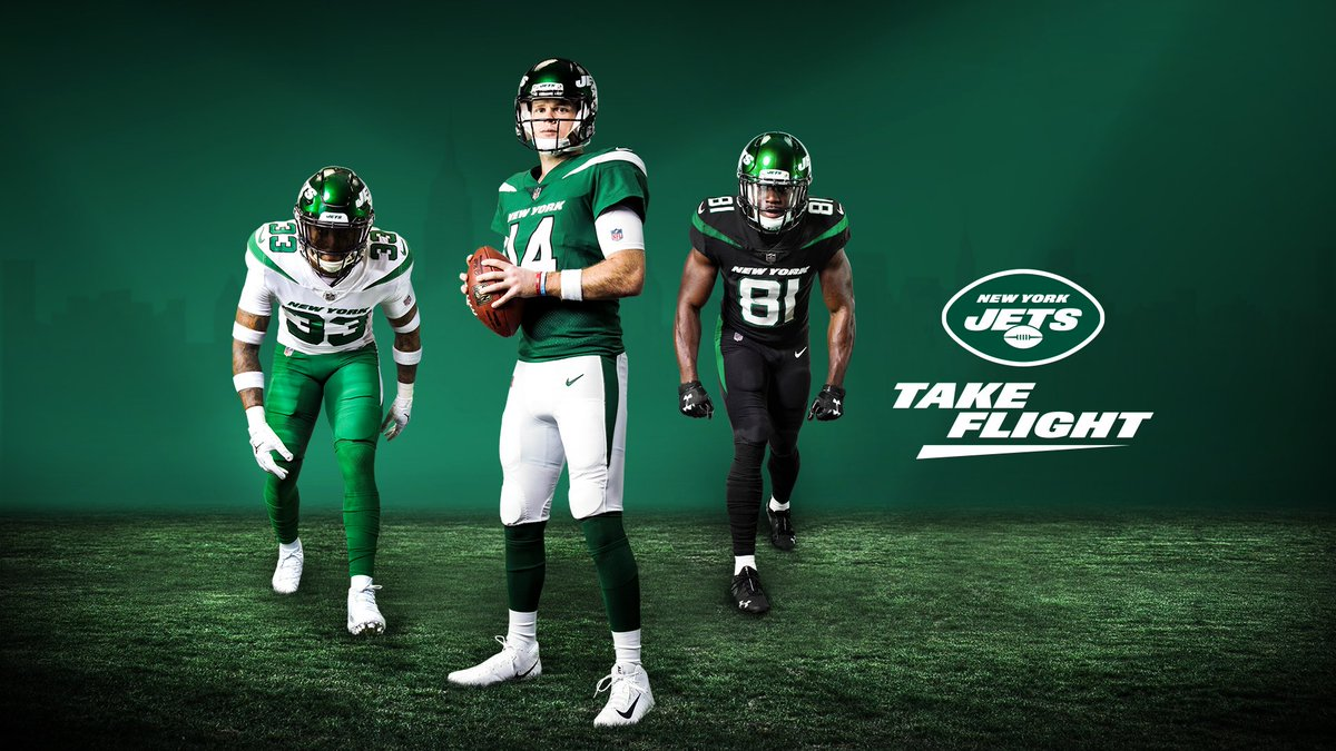 pretty nice f97e0 623fc New York Jets on Twitter: